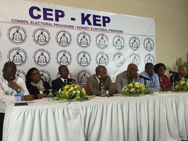 Photo Credit: CEP_Haiti Twitter Account.